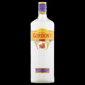 Gordon's Gin 1 Litre ABV 37.5%