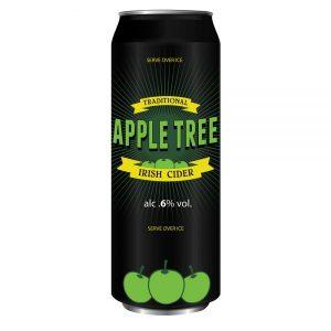 Apple Tree Irish Cider 500ml ABV 6%