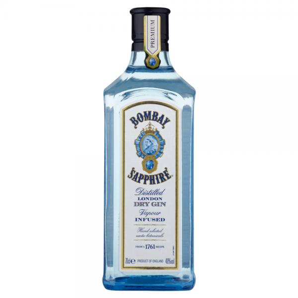 Bombay Sapphire Gin 700ml ABV 40%