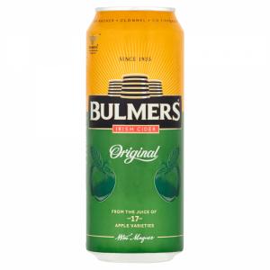 Bulmers 500ml Can ABV 4.5%