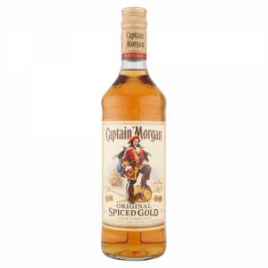 Captain Morgan Rum 700ml ABV 35%