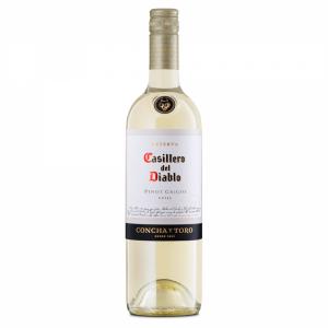 Casillero Del Diablo Pinot Grigio 750ml Bottle