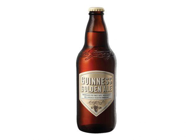 Guinness Golden Ale 500ml Bottle ABV 4.5%