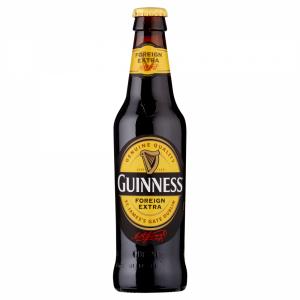 Guinness Foreign Stout 330ml Bottle ABV 7.5%