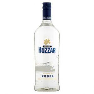 Huzzar Vodka 1 Litre ABV 37.5%