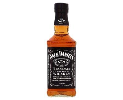 Jack Daniels 350ml ABV 40%