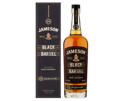 Jameson Black Barrel Irish Whiskey 700ml ABV 40%