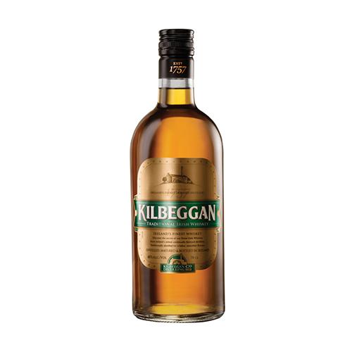 Kilbeggan Irish Whiskey 700ml ABV 40%