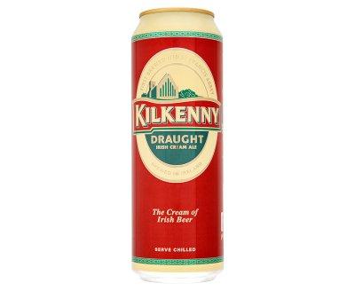 Kilkenny Draught Irish Cream Ale 500ml Can ABV 4.3%