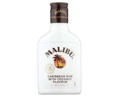 Malibu Rum 200ml ABV 21%