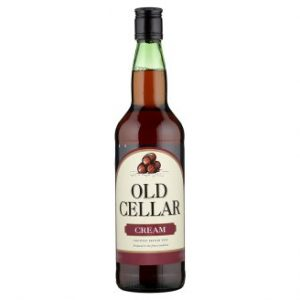 Old Cellar Sherry Cream 700ml