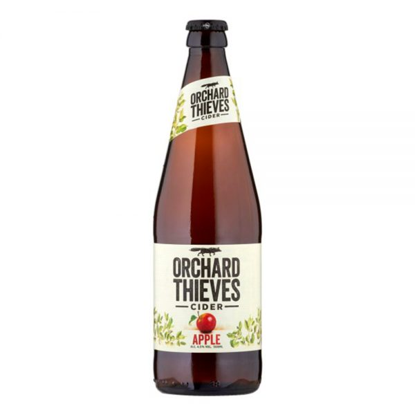 Orchard Thieves 568ml Pint Bottle ABV 4.5%