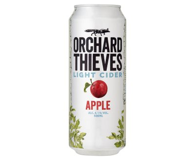 Orchard Thieves Light 500ml Can ABV 4.5%