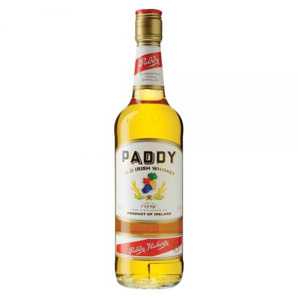 Paddy Irish Whiskey 700ml ABV 40%