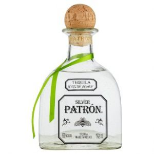 Patron Silver Tequila 700ml ABV 40%
