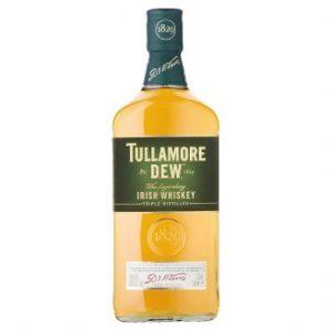 Tullamore Dew Irish Whiskey 700ml ABV 40%