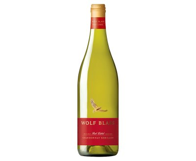 Wolf Blass Red Label Chardonnay Semillon 750ml