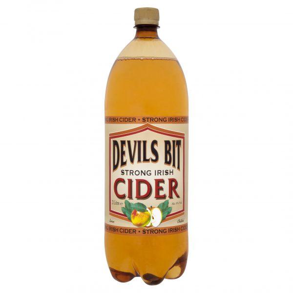 Devils Bit 2 Litre Cider ABV 6%