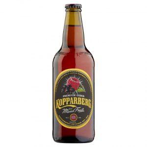 Kopparberg Mixed Fruit Bottle 500ml ABV 5.3%