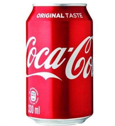 Coca Cola can